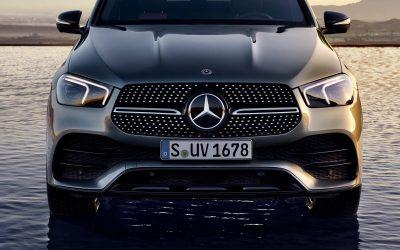 Nowy Mercedes GLE Coupé