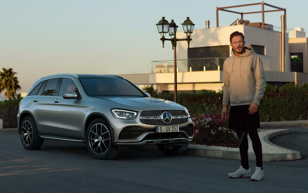 Mercedes GLC – luksus dla Twoich oczu